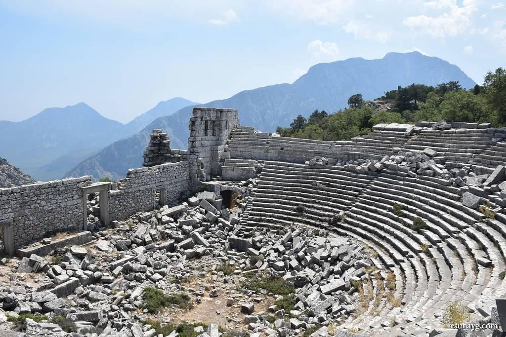 السياحة في أنطاليا - تيرميسوس