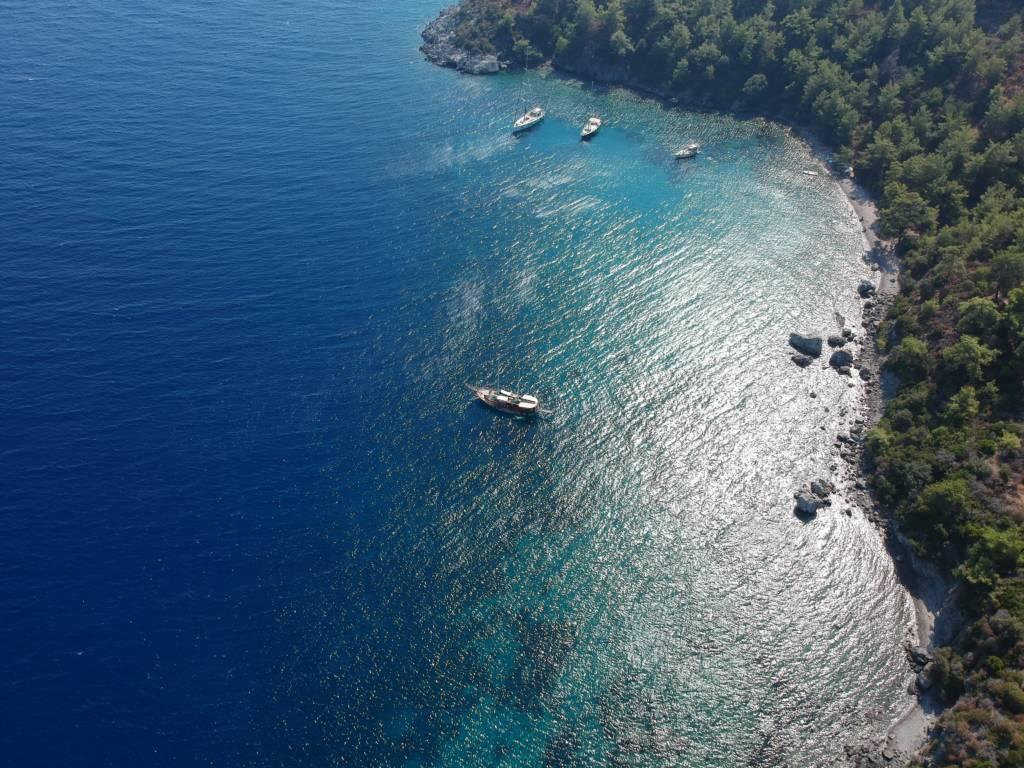 المناطق السياحية في تركيا - بودروم
