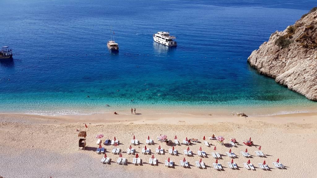 السياحة في أنطاليا - كاس