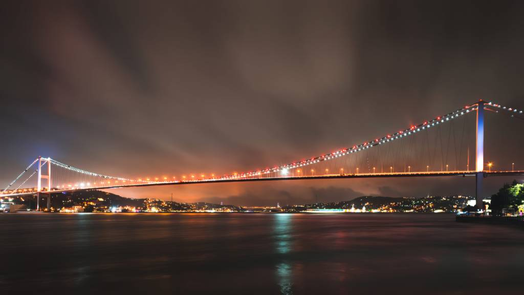 المناطق السياحية في تركيا - اسطنبول