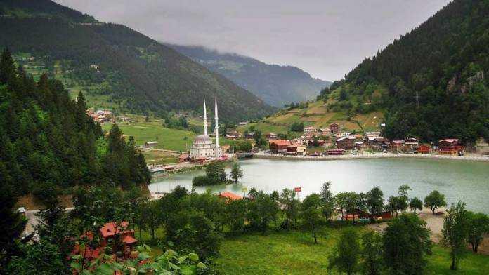 الشمال التركي - أوزانجول