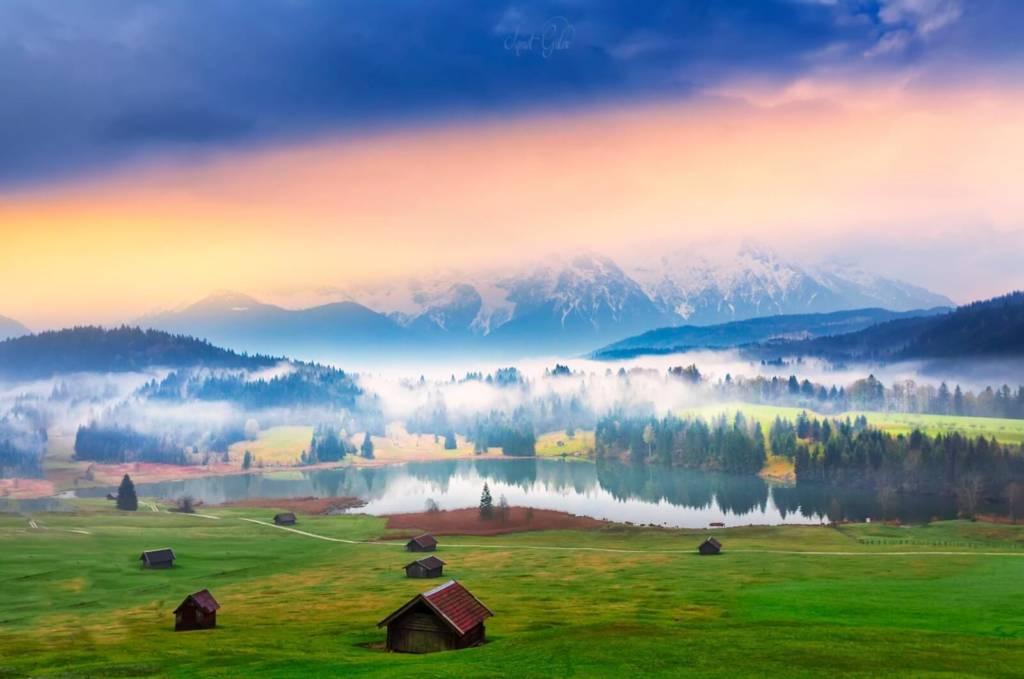الشمال التركي - هضبة حيدر نبي