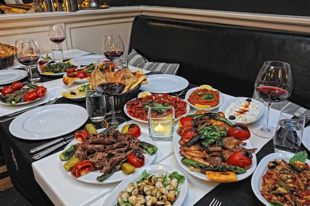 أفضل المطاعم في اسطنبول